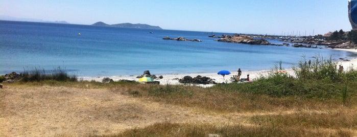 Praia de Balea / Area da Cruz is one of Playas de España: Galicia.