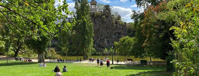 Temple de la Sibylle is one of Paris.