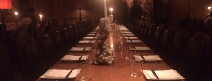 Buddakan is one of NYC: Favorite restaurants & brunch spots!.