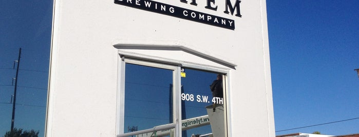 Anthem Brewing Company is one of Oklahoma City.
