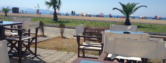 Bacanaklar Cafe is one of Orte, die Deniz gefallen.