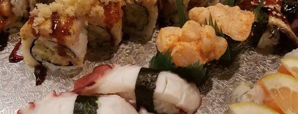 Mirakutei Sushi & Ramen is one of Portland.