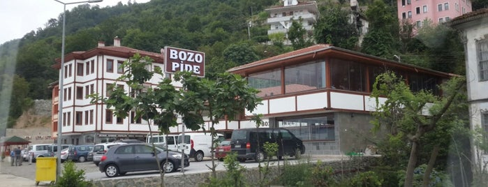 Bozo Pide is one of Karadeniz Gezi List.