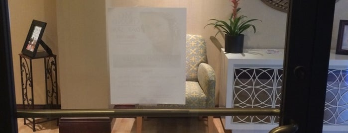 Marriott Concierge Lounge is one of Locais curtidos por Joao.