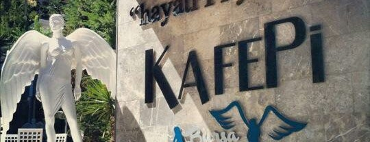 Kafe Pi Angel is one of Gece kulupleri.