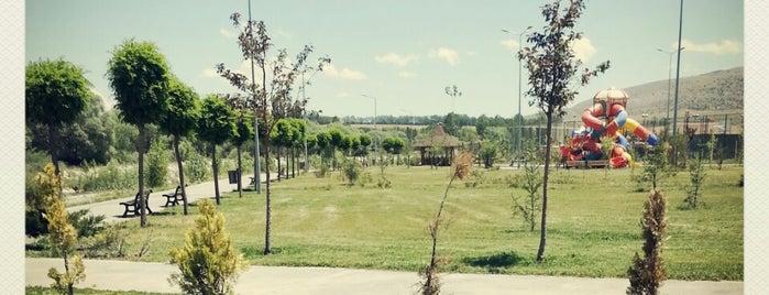 Kiptaş Kent Parkı is one of Lugares guardados de Murat.