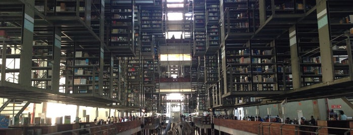 Biblioteca Vasconcelos is one of D.F..