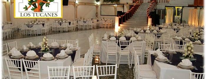 Salon de Fiestas Los Tucanes is one of Tempat yang Disukai Mariana.