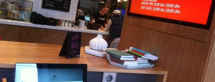 The Digital Eatery is one of Studio duro Berlin.