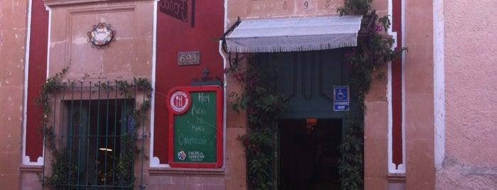 Fonda Murales is one of Food.