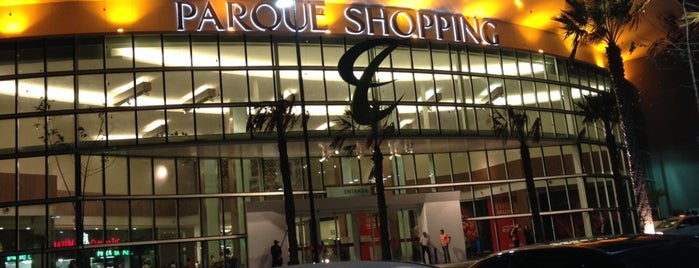 Parque Shopping Maceió is one of Orte, die Claudinho gefallen.