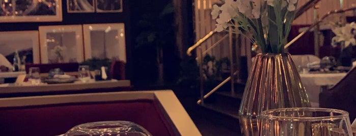 Lounge 25 is one of Riyadh cafes & restaurants.