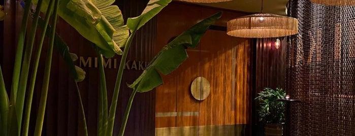 Mimi Kakushi is one of Dubai 2021.