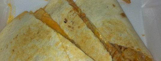 Burrito Borracho is one of Ben'in Kaydettiği Mekanlar.