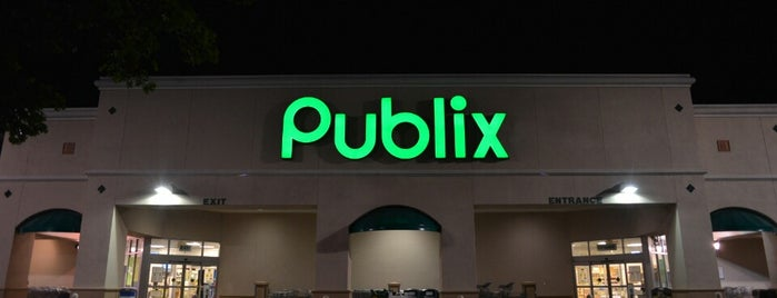 Publix is one of Gainesville, FL.
