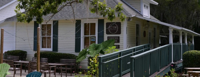 CYM Coffee Co. is one of Newberry, FL.