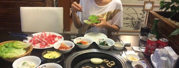 Seorabeol Korean Restaurant is one of JOY: сохраненные места.