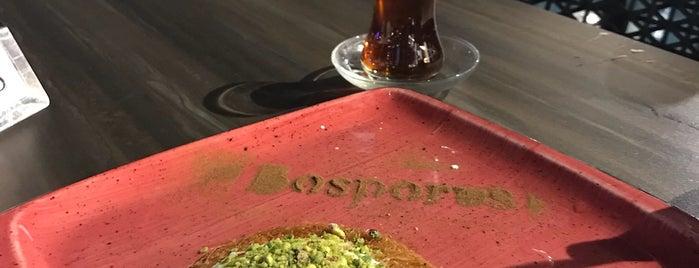 Bosporus Restaurant is one of สถานที่ที่ JOY ถูกใจ.