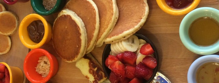 Cookline Pancakes is one of สถานที่ที่ JOY ถูกใจ.