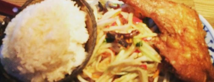 Moon Thai Kitchen is one of สถานที่ที่ JOY ถูกใจ.