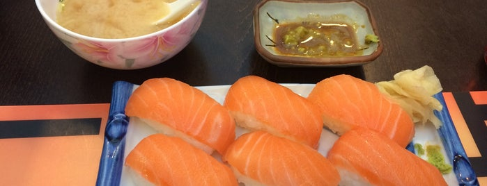 Sun Sushi is one of Posti che sono piaciuti a JOY.