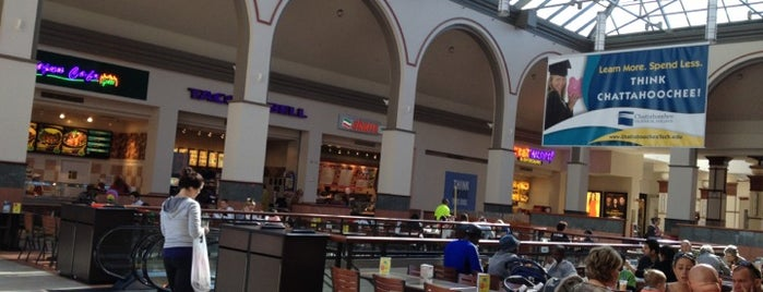 Food Court: Town Center Mall is one of 416 Tips on 4sqDay 2012.