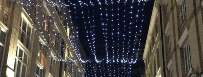 Heddon Street is one of London Favourite.