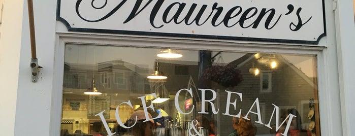 Maureen's Ice Cream & Desserts is one of Delaware.