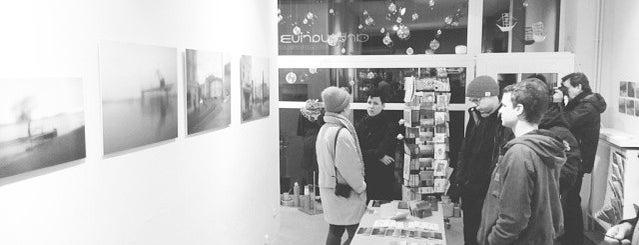 Galerie Artquarium is one of Rostock & Warnemünde🇩🇪.