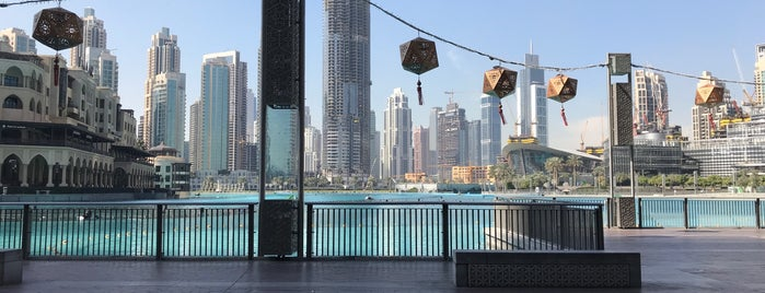 Waterfront Promenade is one of Tempat yang Disukai Vee.