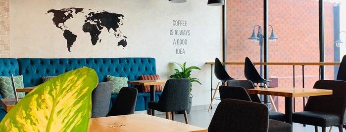 Origin Specialty Coffee is one of Posti salvati di Queen.