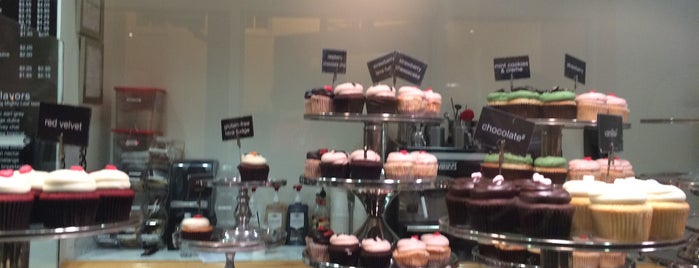 Georgetown Cupcakes is one of Washington.