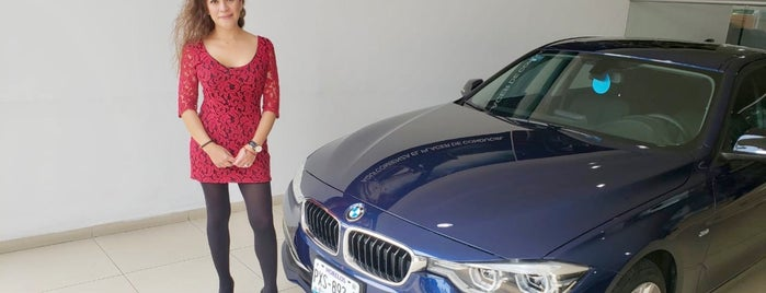 BMW Coapa Motors is one of Orte, die Lau gefallen.