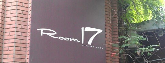 Room17 is one of Locais salvos de алена.