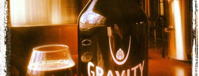 Gravity Brewing is one of Denver todos: BEER.