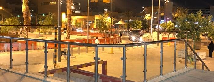 Al Thomairi Old Market is one of Riyadh Outdoors.