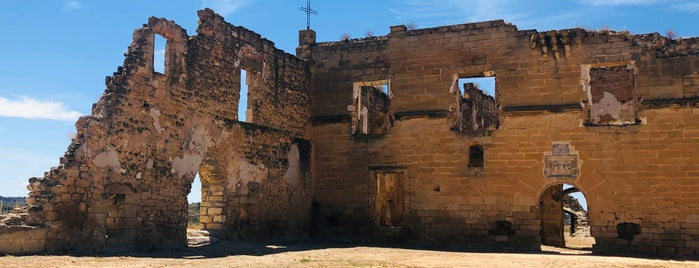 Castillo-Palacio de Mequinenza is one of Castillos de Aragon.