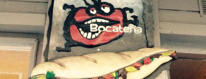 Bocateria Zampa is one of Locais curtidos por Víctor.
