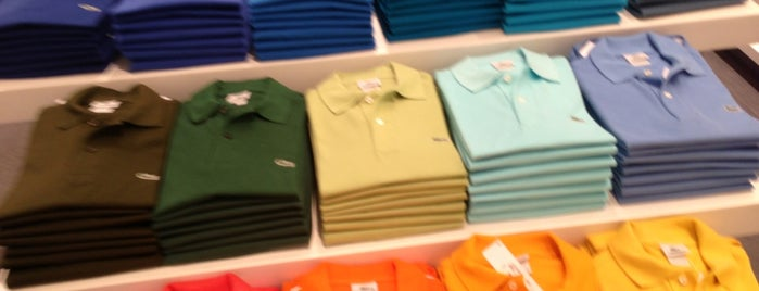Lacoste is one of My Magic Orlando.