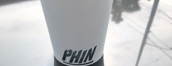 Phin Coffee Bar is one of Daniel's Saved Places.