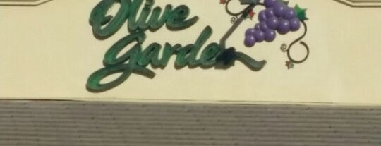 Olive Garden is one of Arizona.