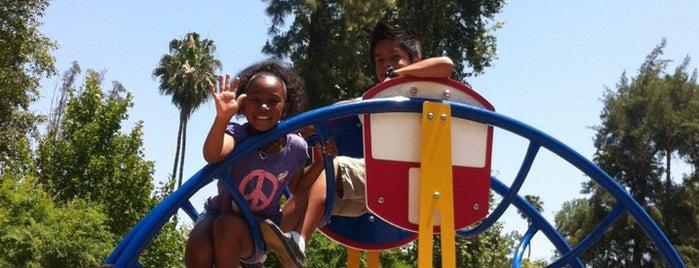 Fairmount Carousel Playground is one of Lugares guardados de Amy.