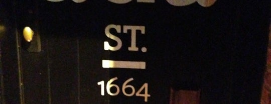 Ada Street is one of Chicago Magazine's 100 Best bars 2013.