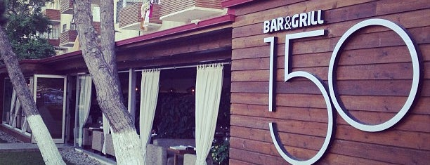 150 Bar & Grill is one of Baku.