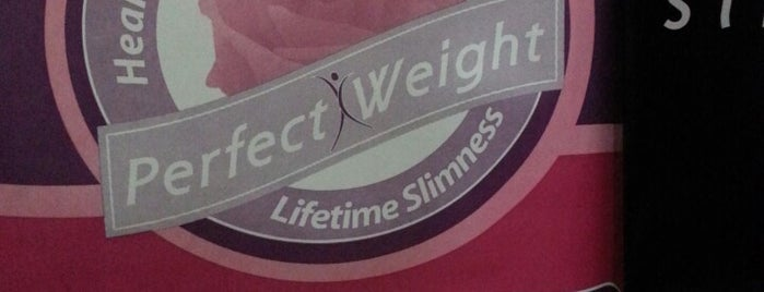 Perfect Weight Slimming & Beauty Centre is one of Fatma 님이 좋아한 장소.