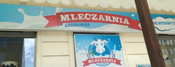 Mleczarnia Jerozolimska is one of Pierogi.
