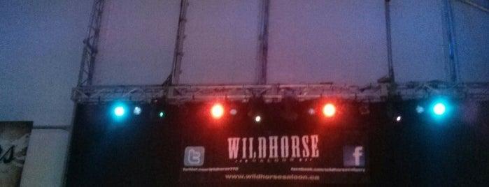 Wildhorse Saloon is one of สถานที่ที่ Leigha ถูกใจ.