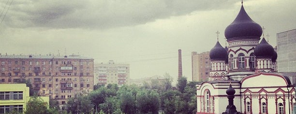 Церковь Святого мученика Дмитрия is one of สถานที่ที่บันทึกไว้ของ Olga.