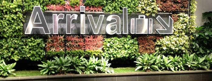 Aéroport de Singapour Changi (SIN) is one of Singapore with Kylie!.
