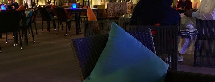 Sama Lounge is one of Riyadh.